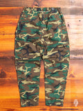 New Yorker Pants in Woodland Camouflage