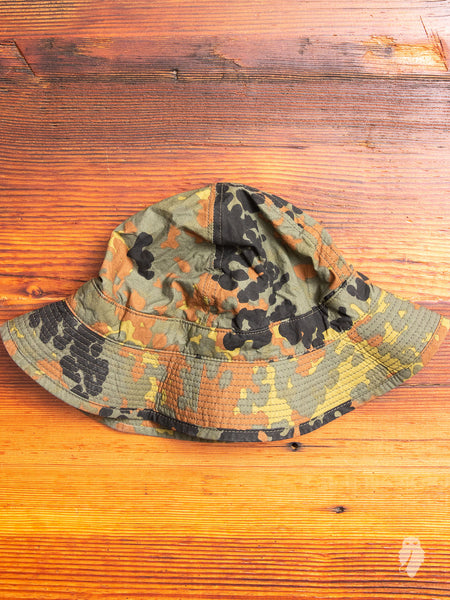 US Navy Hat in German Camouflage