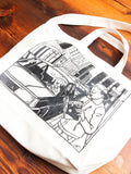 Graphique Tote Bag in City