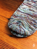Melange Sock in Frost