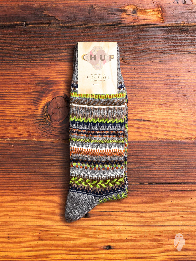 Hogan Sock in Fossil