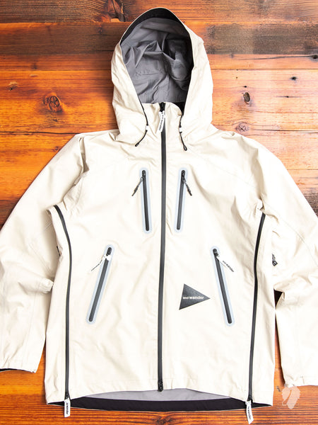 E Vent Jacket in Beige