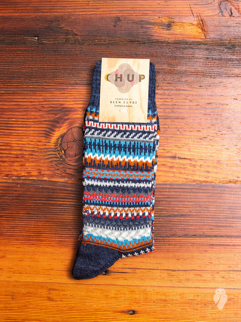 Hogan Sock in Indigo