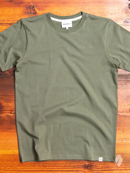 Niels Standard T-Shirt in Dried Olive