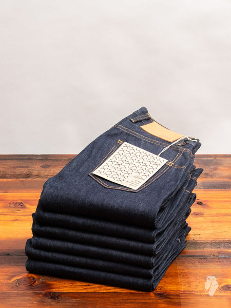 CT-101x 12oz Selvedge Denim - Classic Tapered Fit