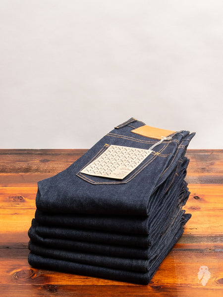 ST-101x 12oz Selvedge Denim - Slim Tapered Fit