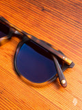 """Kinney"" Sunglasses in Matte Brown"