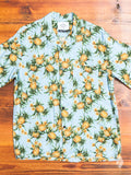 Ananás Hawaiian Shirt in Blue