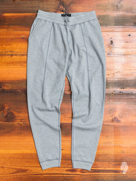 Bonded Interlock Pants in Moraine