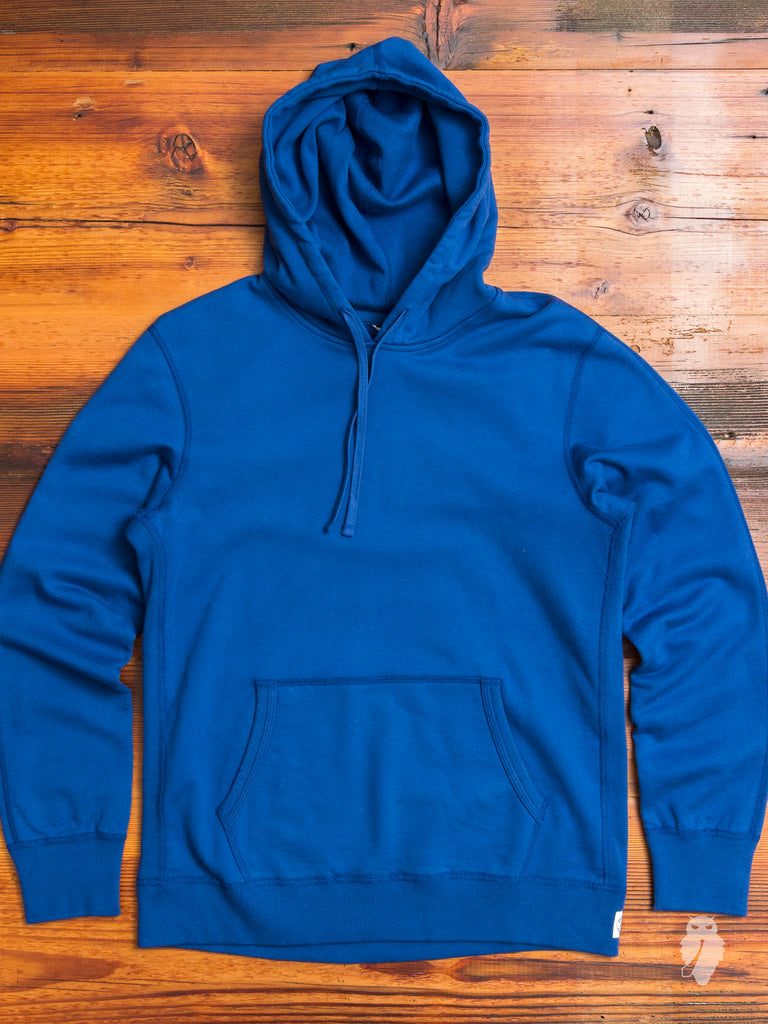 Pullover Hoodie in Court Blue