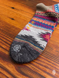 Niyol Sock in Porpoise
