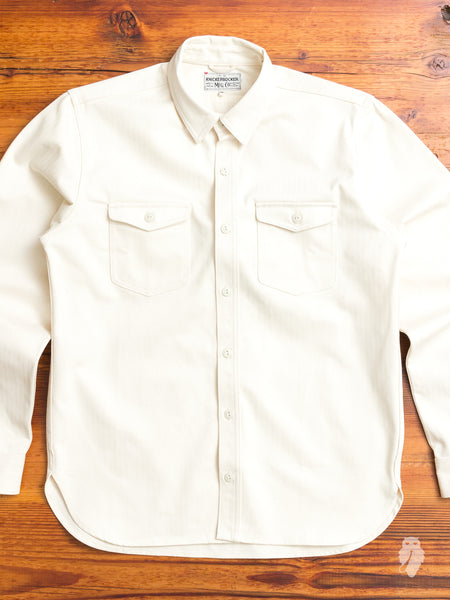 Rumble Shirt in Natural