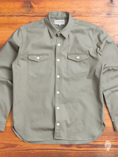 Rumble Shirt in Foliage