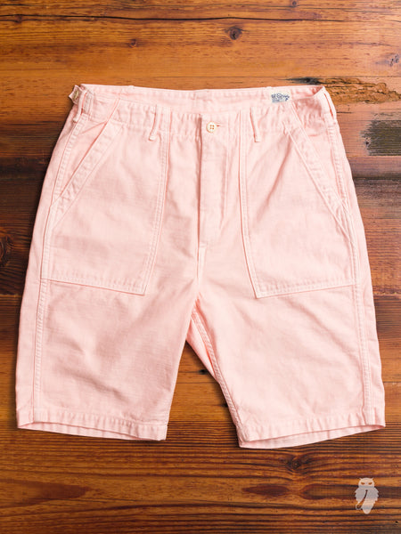Fatigue Shorts in Pink