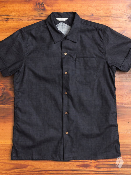 Vacation Shirt in Black