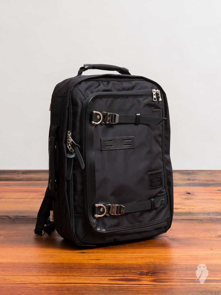 Potential 2-Way Backpack in Black