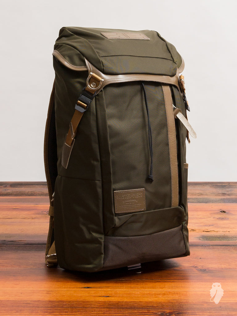 Potential Backpack in Olive