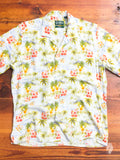 Aloha Camp Shirt in White