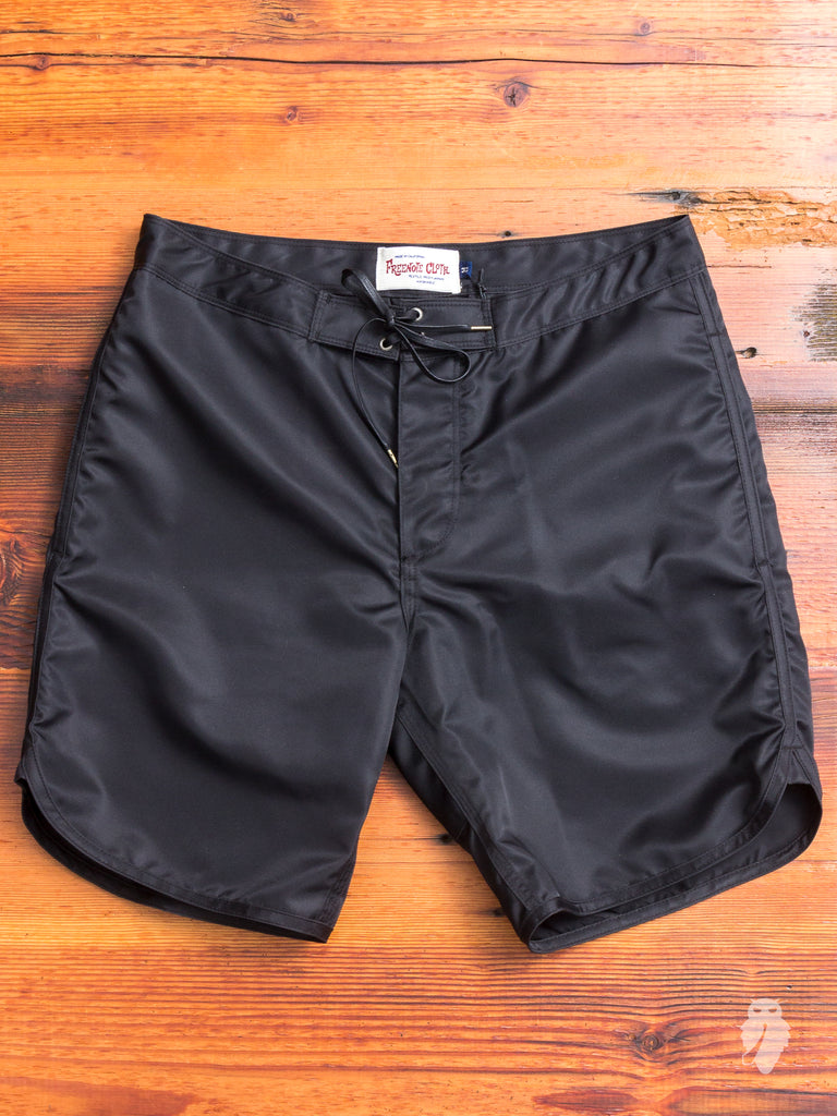 Standard Issue Boardshorts in Black