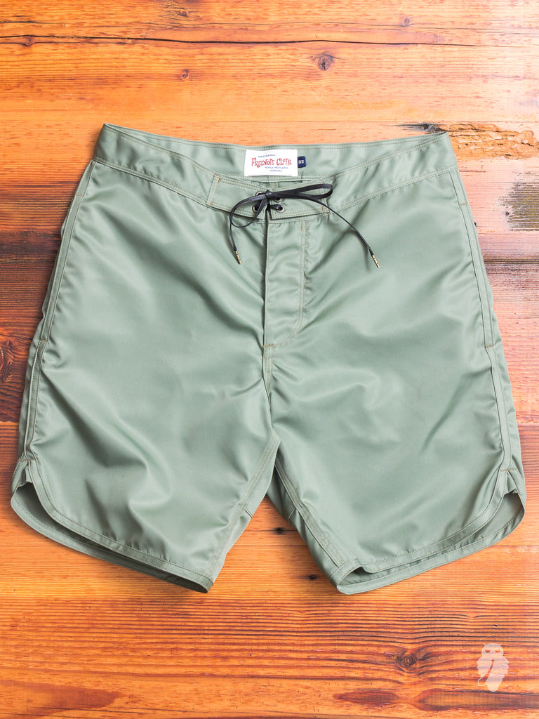 Standard Issue Boardshorts in Olive