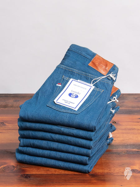 "KT ""Kaze"" 13oz Selvedge Denim - Tapered Fit"