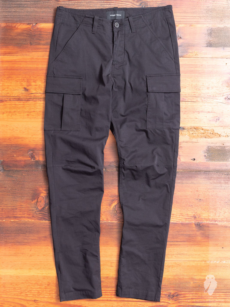 Cordura BDU Pants in Black