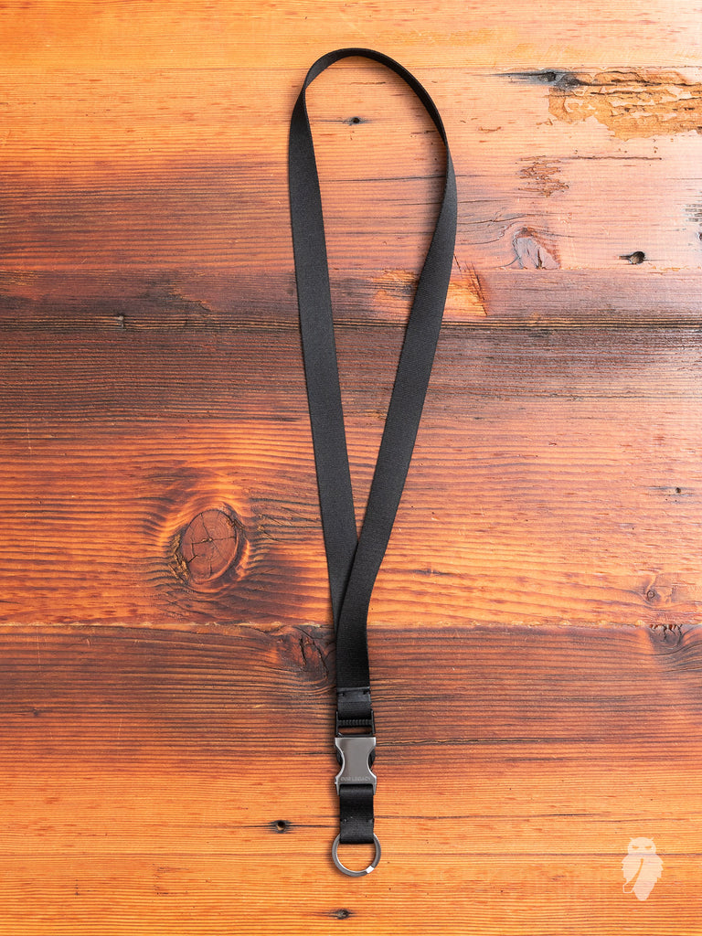 """Backstage"" Key Holder in Black"