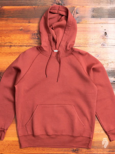 Scuba Pullover Hoodie in Dry Blood
