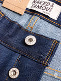 """Kasuri Selvedge"" 12.5oz Selvedge Denim - Easy Guy Fit"