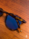 """Brooks"" Sunglasses in Tortoise"