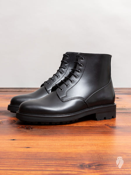 Officer Boot in Black