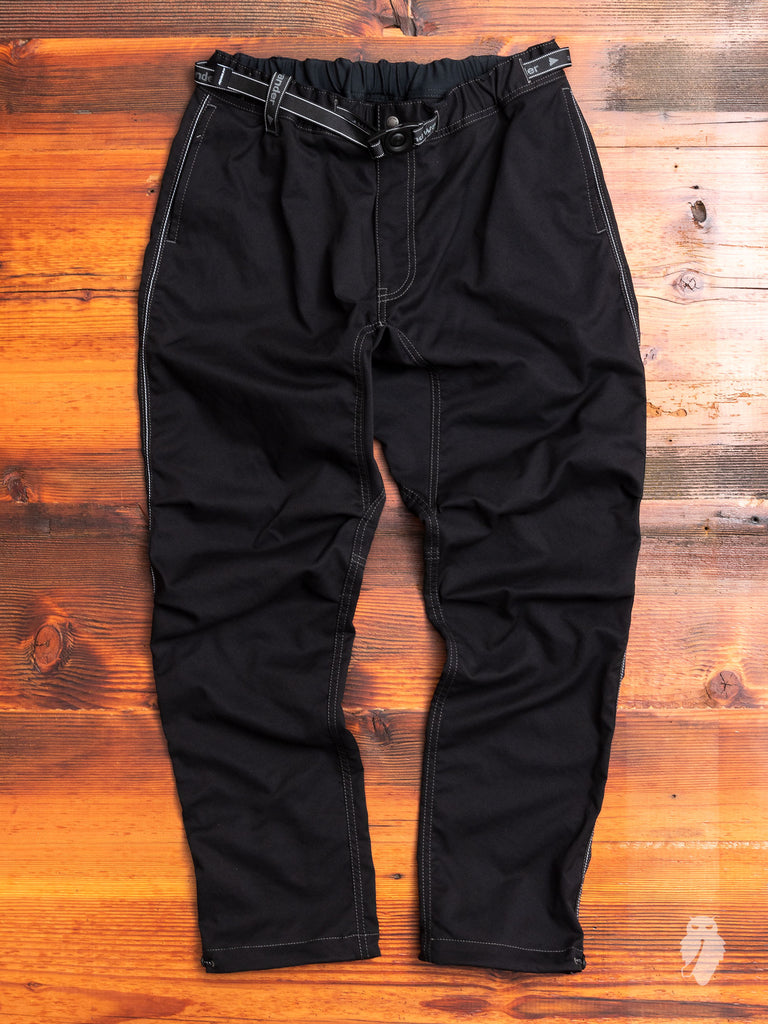 Climbing Pants in Black