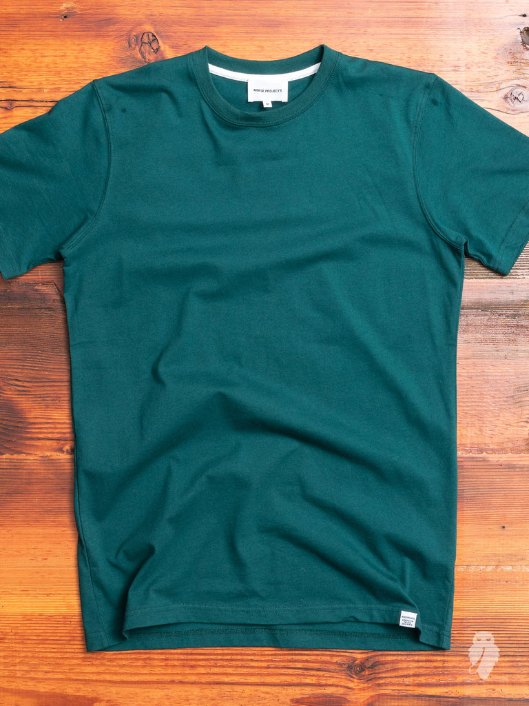 Niels Standard T-Shirt in Quartz Green