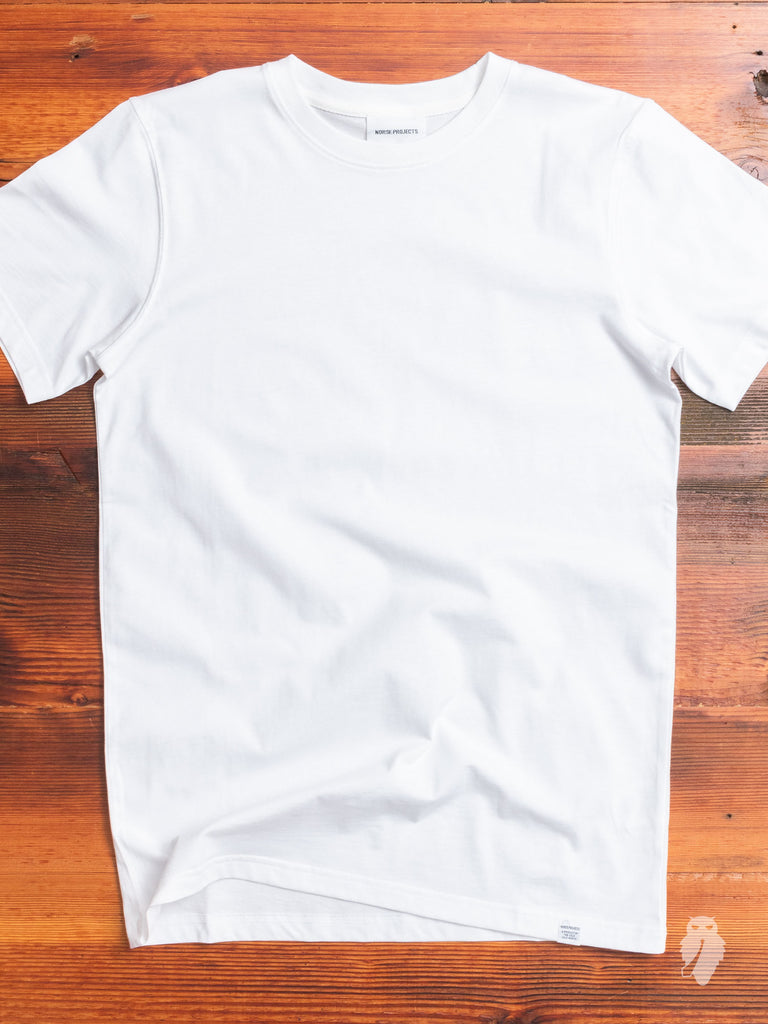 Niels Standard T-Shirt in White