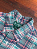 Shaggy Check Flannel in Candy