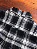 Colorado Triple-Yarn Flannel in Black