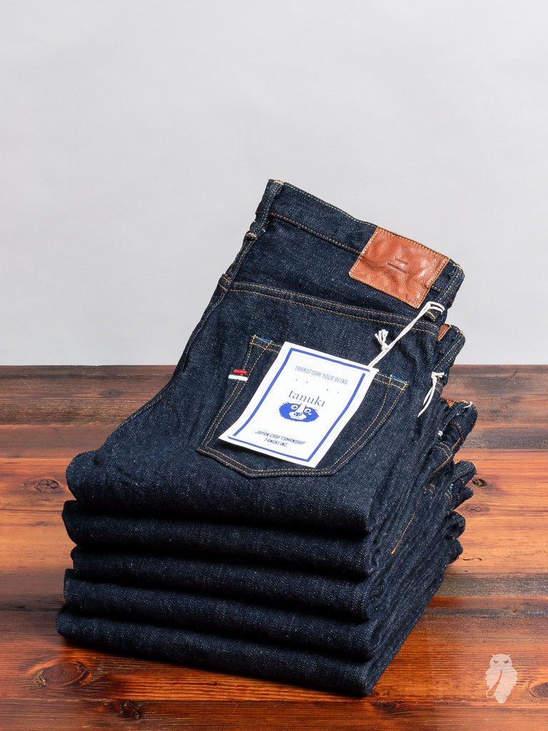 "EHT ""Earth Series"" 18oz Selvedge Denim - High Tapered Fit"