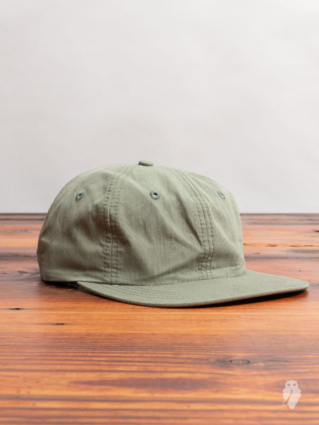 Weatherproof Baseball Hat in Olive