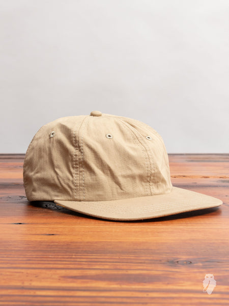 Weatherproof Baseball Hat in Tan