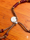 Pacific Bracelet in Red