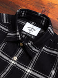Revolution Button-Up Shirt in Black