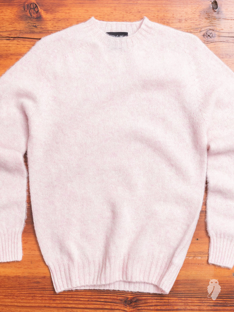 """Birth of the Cool"" Wool Sweater in Fruity"