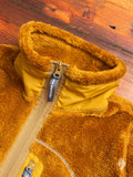 High Loft Fleece Jacket in Yellow