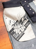 "Ghostbusters ""Supernatural"" 11oz Selvedge Denim - Weird Guy Fit"
