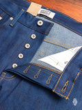"""Kasuri Stretch Selvedge"" 12.5oz Selvedge Denim - Easy Guy Fit"