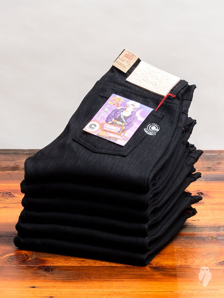 "Dragon Ball Z ""Trunks Future Selvedge"" 18oz Selvedge Denim - Weird Guy Fit"