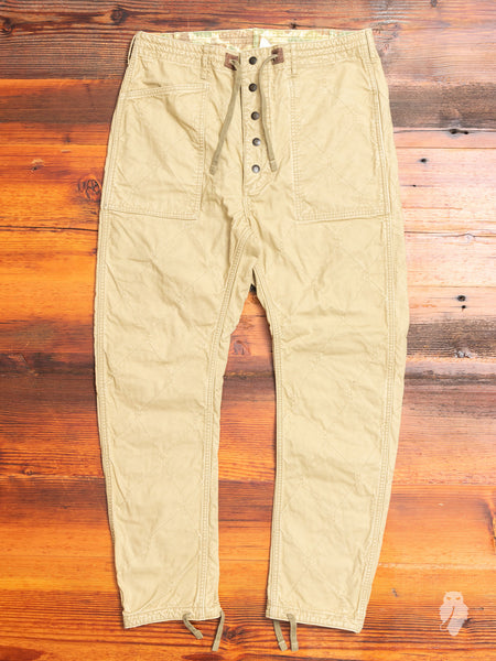 Surplus Reversible Pant in Olive Camo Multi