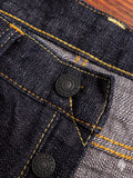 "SP-065S ""Cherry Blossom"" 15oz Selvedge Denim - Relaxed Tapered Fit"
