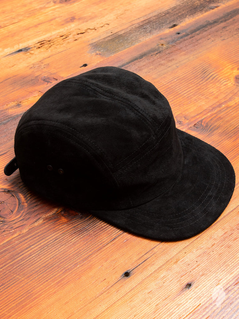 Waterproof Pig Jet Cap in Black