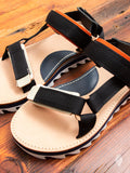 Webb Sandal in Multi